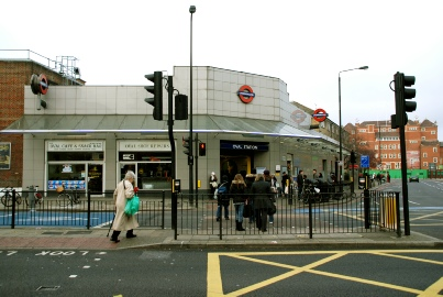 Oval Undergorund Station