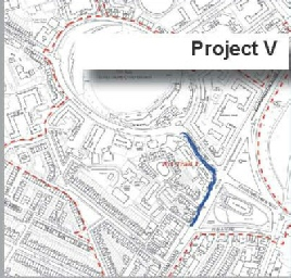 Public realm project: Art trail from Clapham Rd to Harleyford Road
